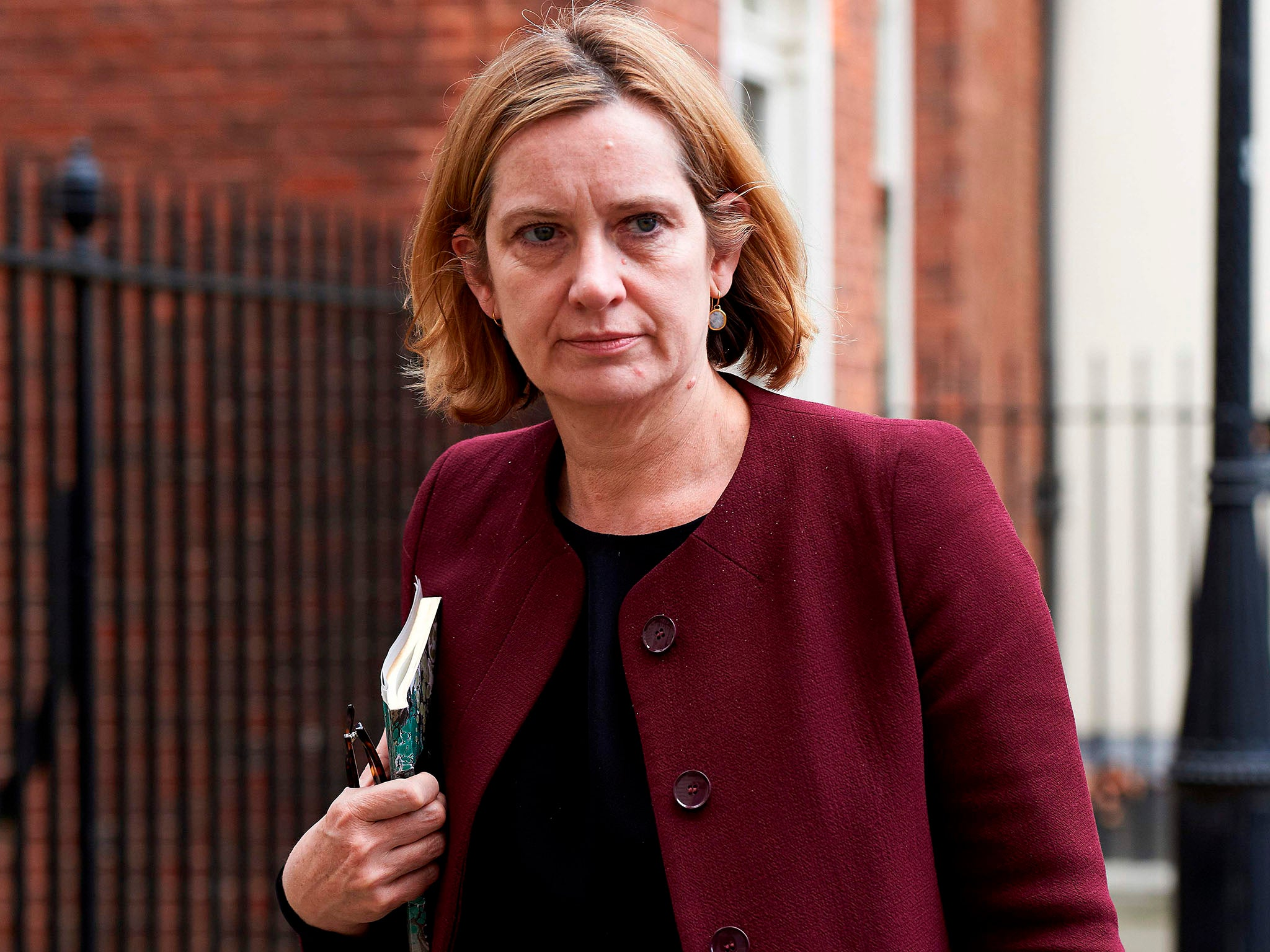 Amber Rudd Under Pressure To Resign As Mother Of Windrush Citizen Blames Passport Battle For Sons The Independent