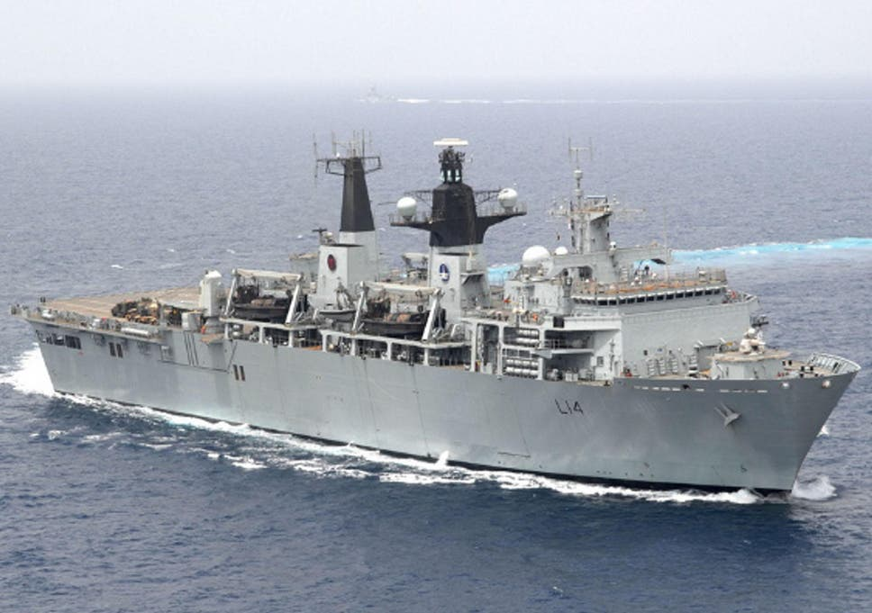 Britain sends third warship to Asia Pacific to monitor North