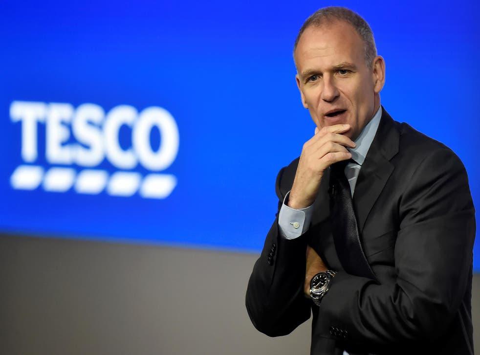 Tesco's super(market) hero: Dave Lewis