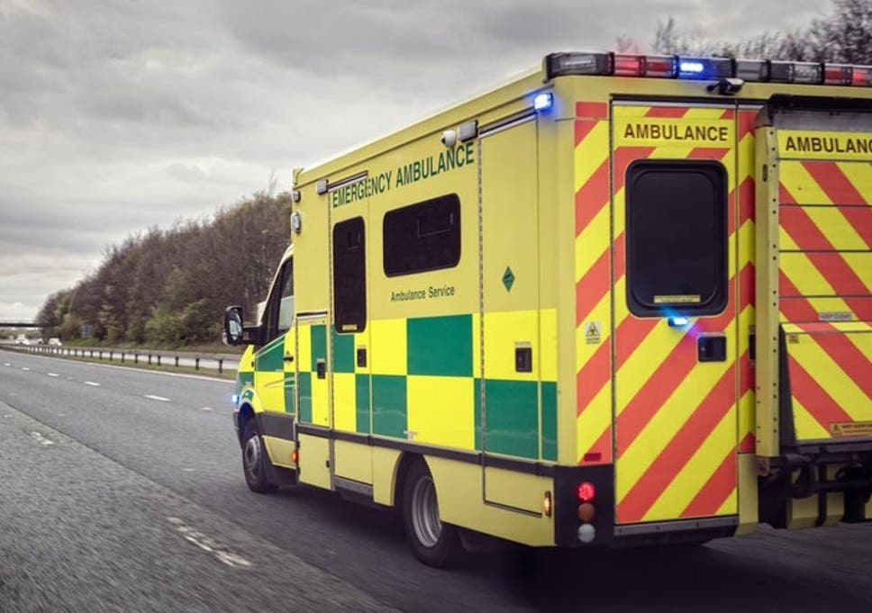Sore throats and false nails – the ambulance call-outs that