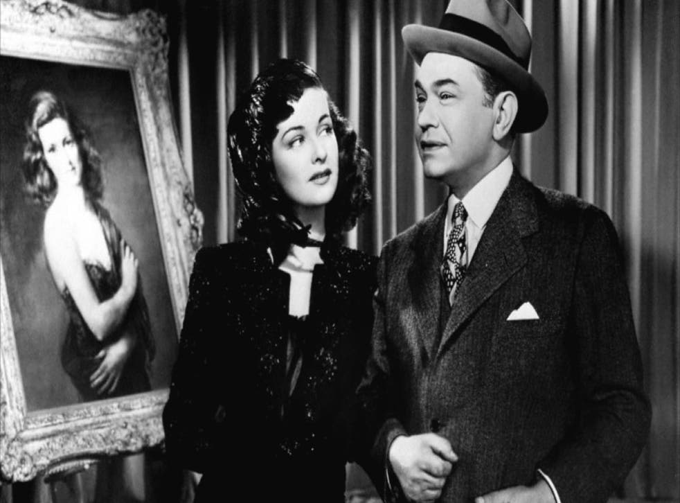 Joan Bennett and Edward G Robinson star in Lang's near-perfect noir