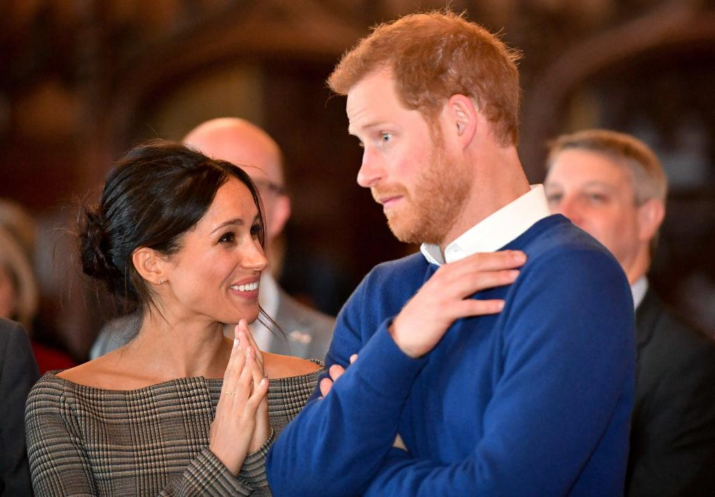 What Prince Harry And Meghan Markle S Body Language Says