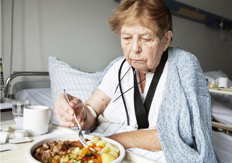 Labour Pledges New Laws To Tackle Bad Hospital Food The Independent