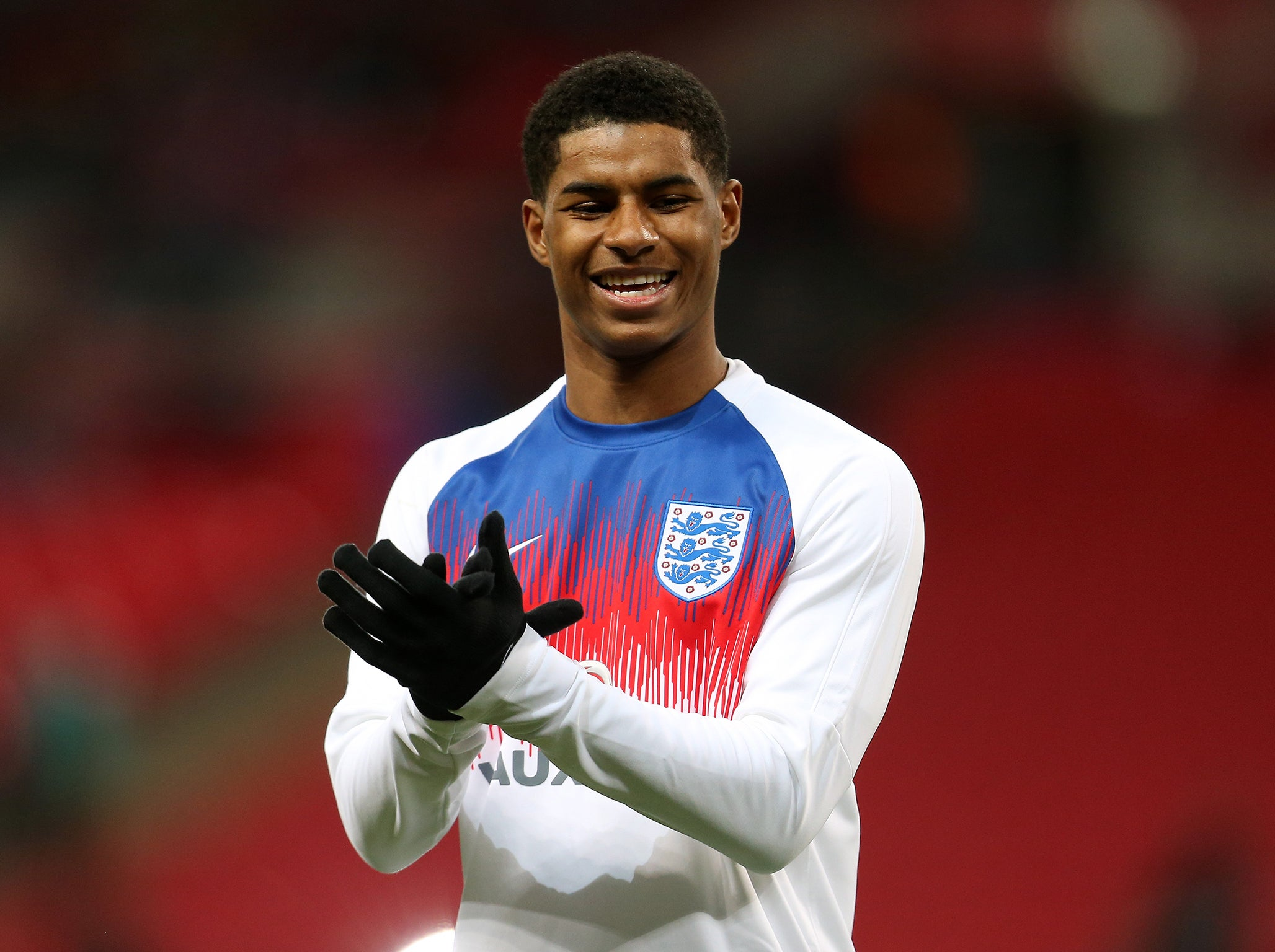 Marcus Rashford On England S World Cup Chances Manchester United S Season And Jose Mourinho The Independent The Independent