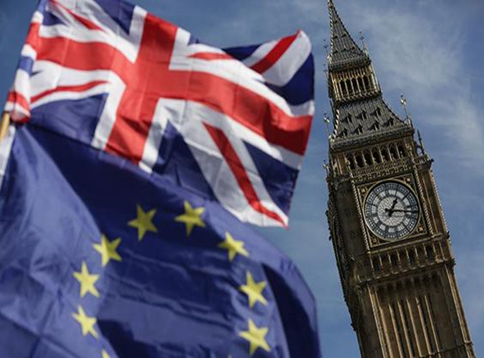 The UK's uncertain trading status with the EU has fallen out of the top three concerns of business leaders for the first time since withdrawal negotiations began