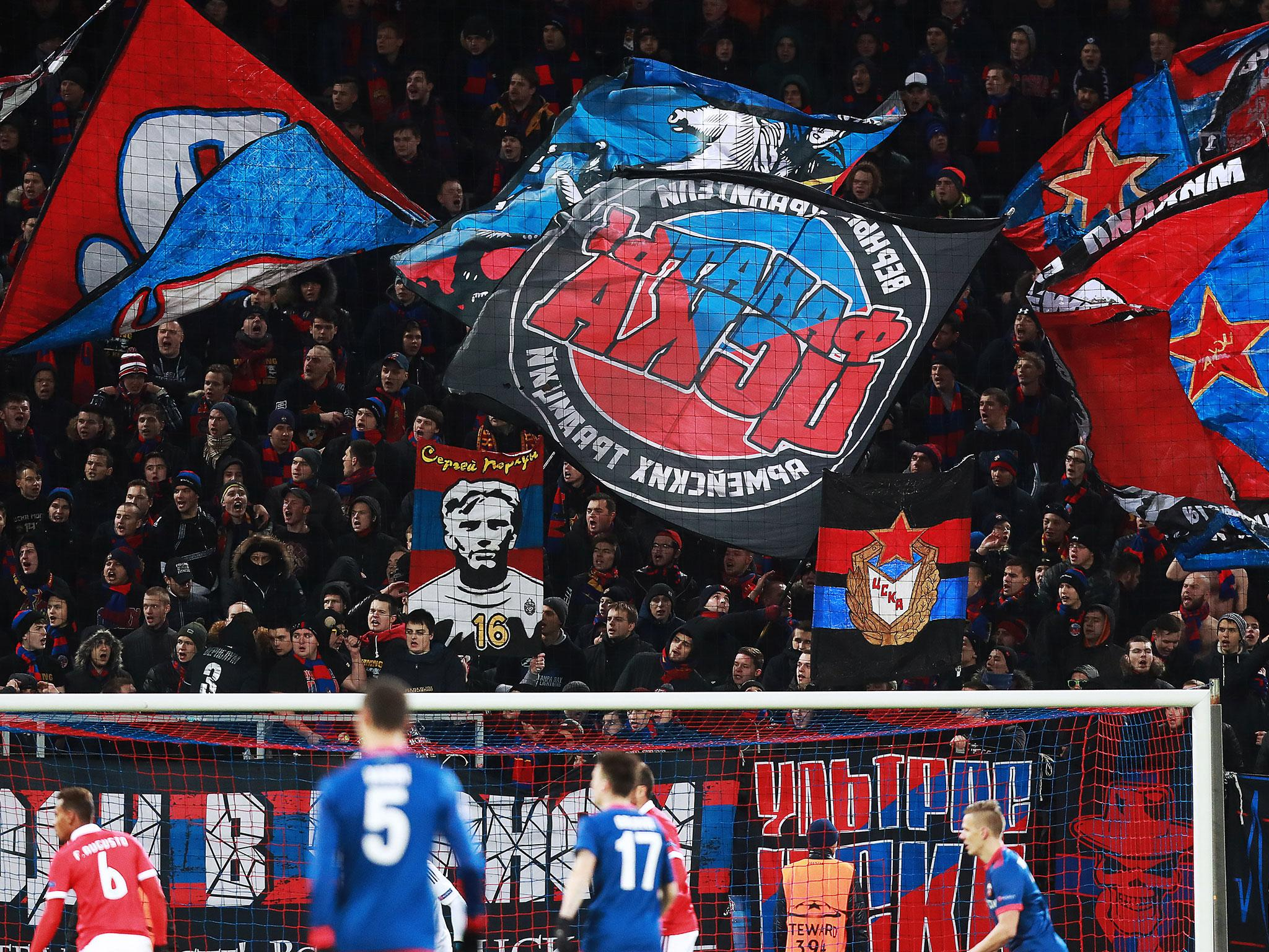 The shadow of Russian football's past hangs heavy over CSKA Moscow