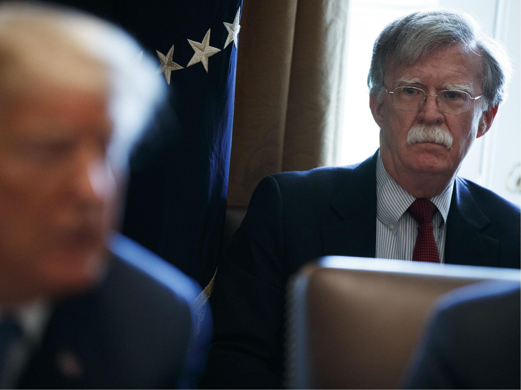 Bildergebnis für John Bolton public domain