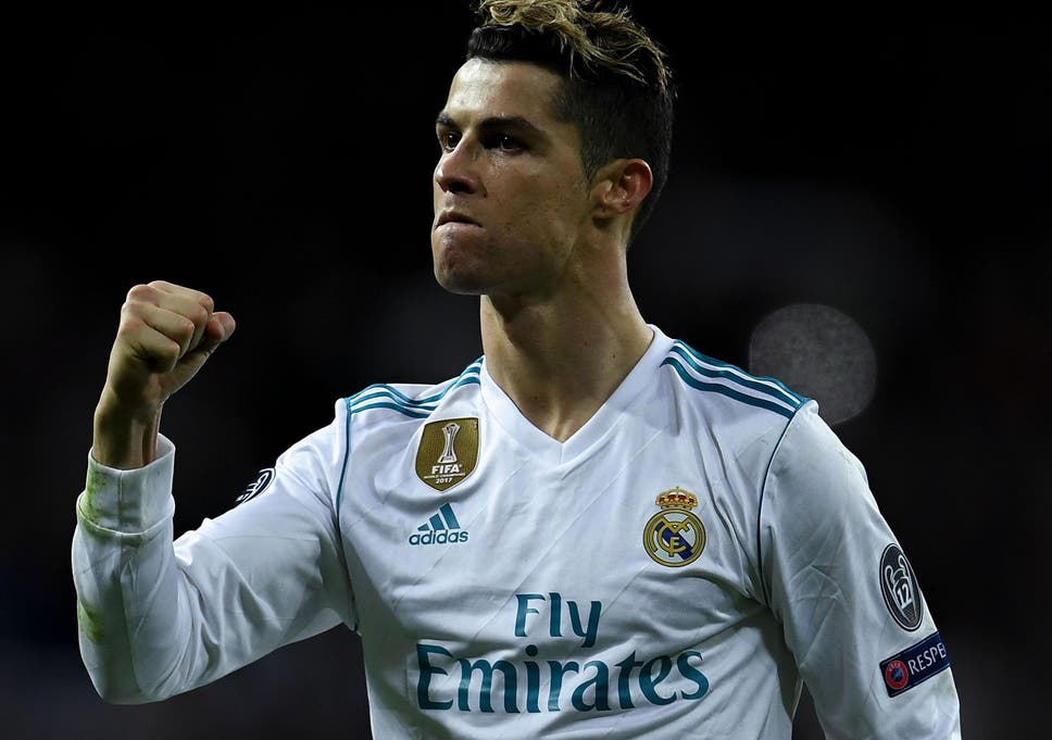 Ronaldo s penalty kick against Juventus booked Madrid a place in the last  four of the Champions 862fd8d53
