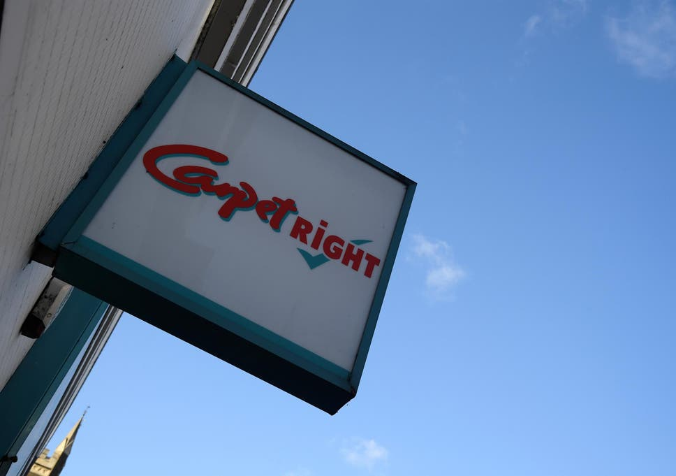 Carpetright to close 92 stores, putting 300 UK jobs at risk
