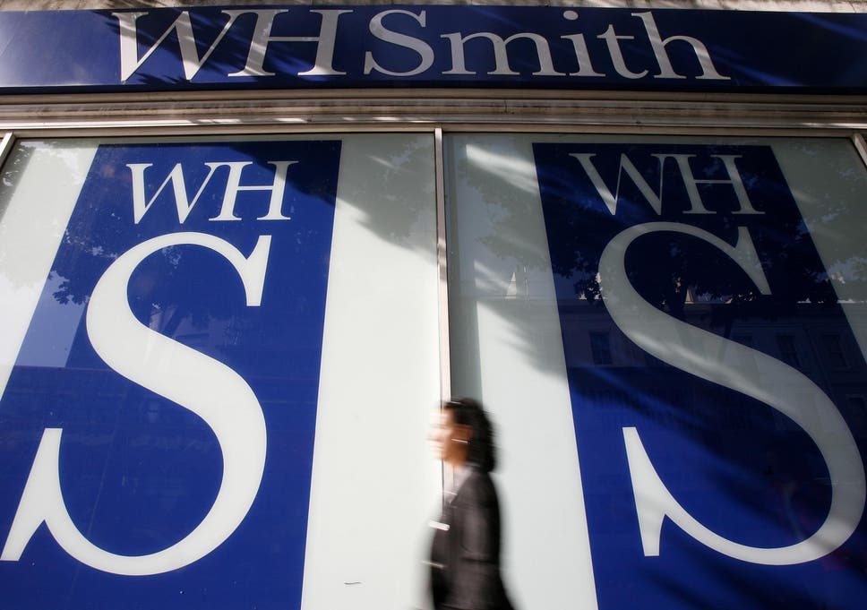 Whsmith Profits Dented As Spoof Book Trend Falls Out Of Favour The
