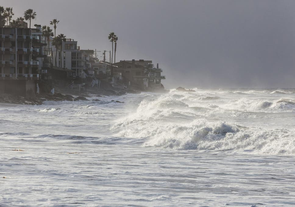 Scientists Say Rising Sea Levels And Extreme Weather Likely To Result From The Slowdown Of