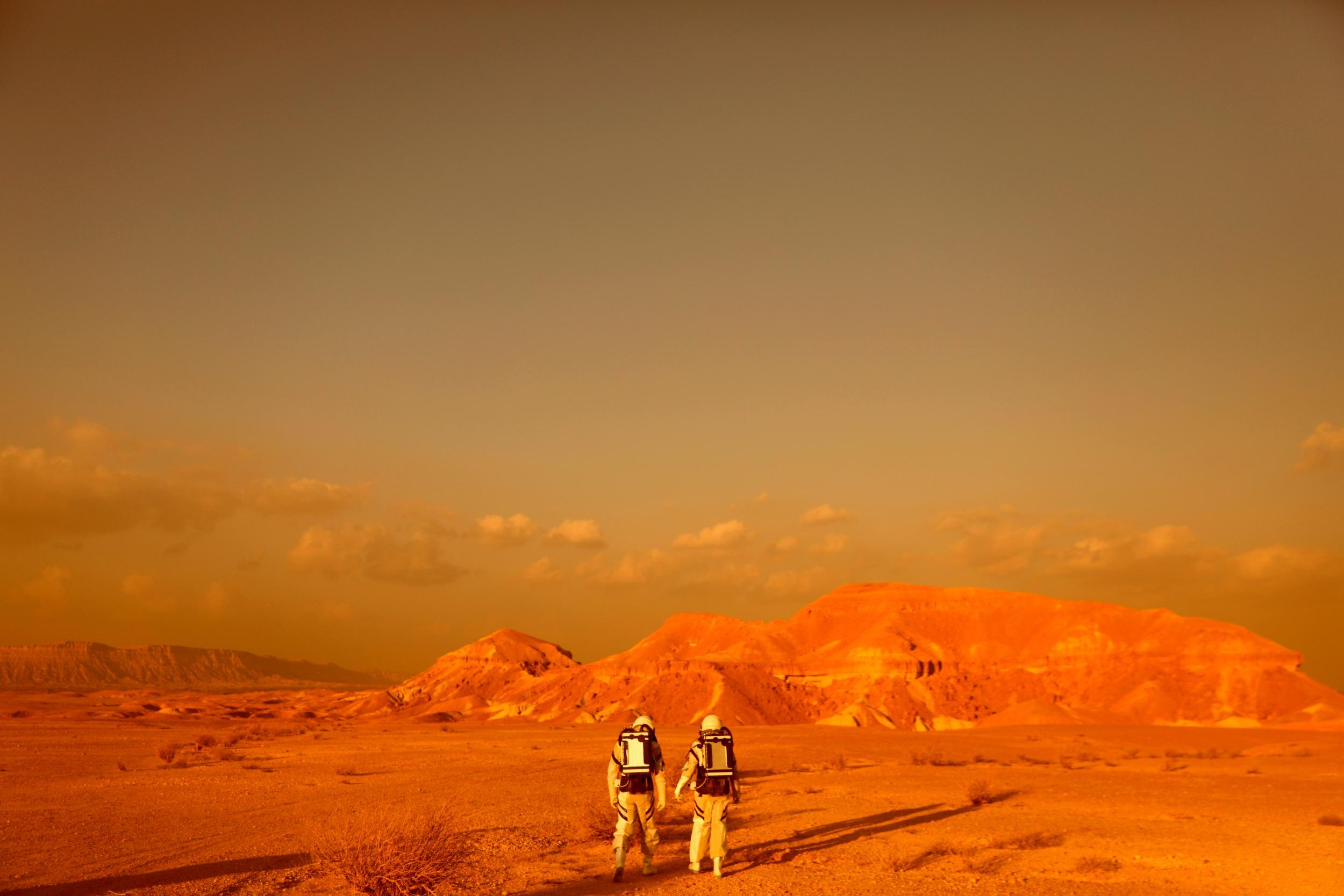 mission to mars to launch in a decade as first step towards meeting