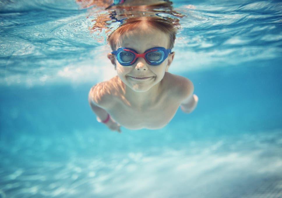 aa9c9bd74e Whether they're doing lengths in the pool or splashing in the sea, this is  the eyewear your little ones need