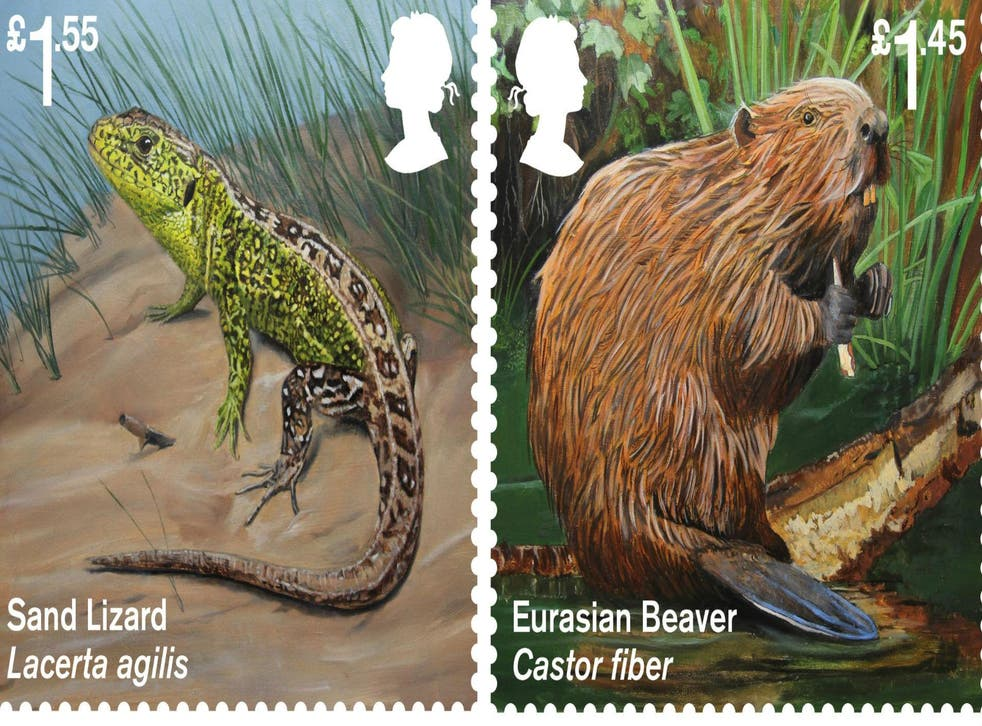 Pictures: Courtesy of Royal Mail