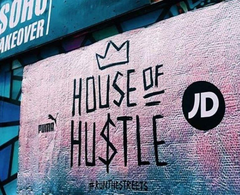 Puma criticised for holding party featuring fake crack house the the bash has been fiercely criticised as tone deaf and exploitative on reheart Choice Image