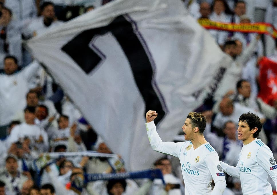 How Real Madrid fuel their perfect Champions League engine with ... aaf2441d6