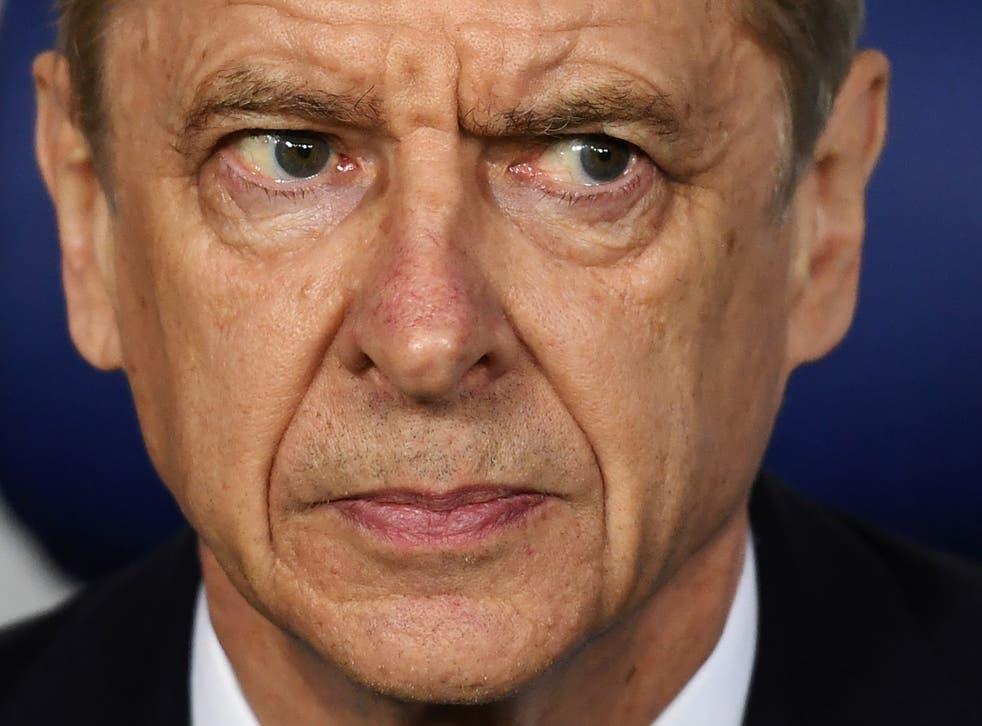 Arsene Wenger hoped Arsenal would avoid Atletico Madrid