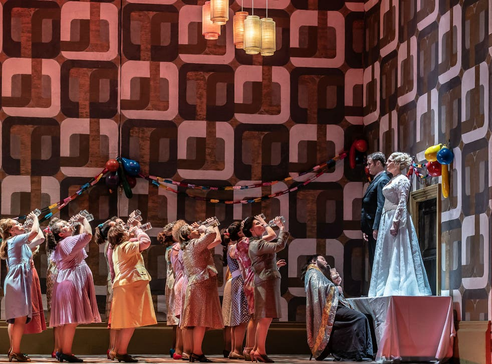 'Lady Macbeth of Mtsensk' at the Royal Opera House