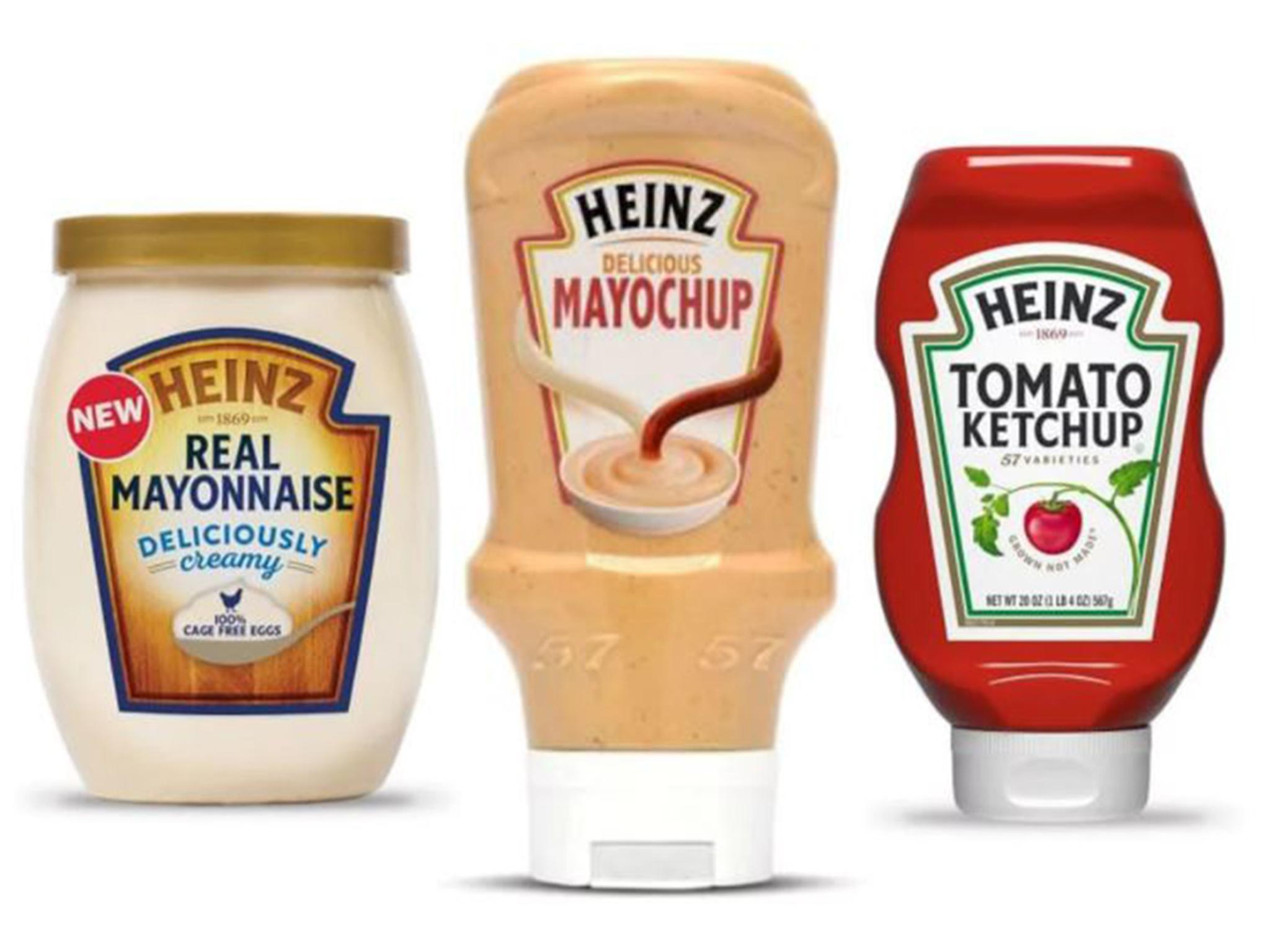 heinz sparks international outrage with new 'mayochup' condiment