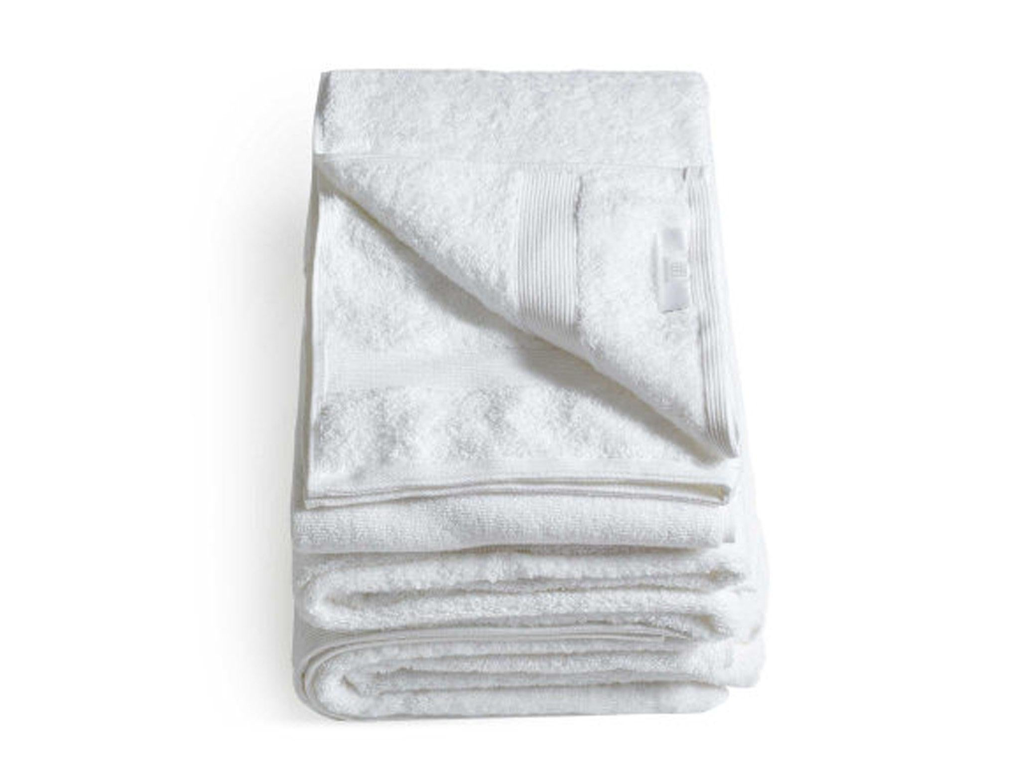 12 Best Hand Towels And Bath Towels The Independent
