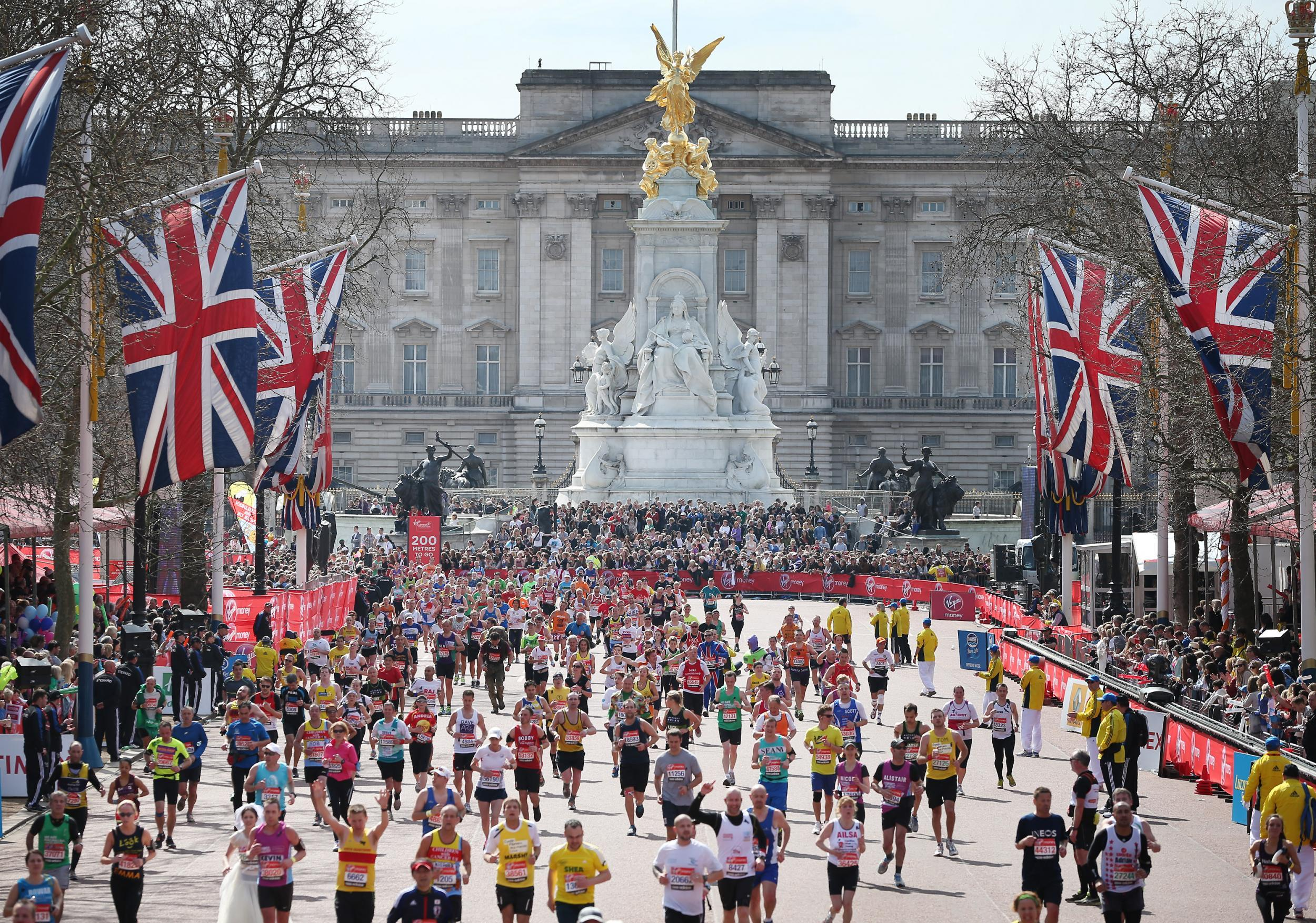 Image result for the london marathon