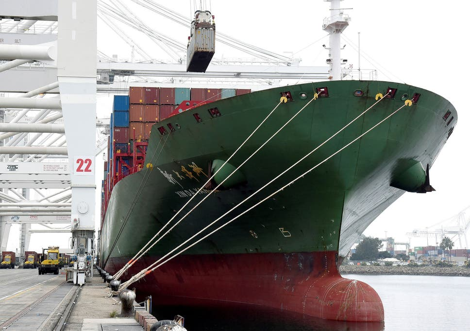 Carbon emissions from global shipping to be halved by 2050