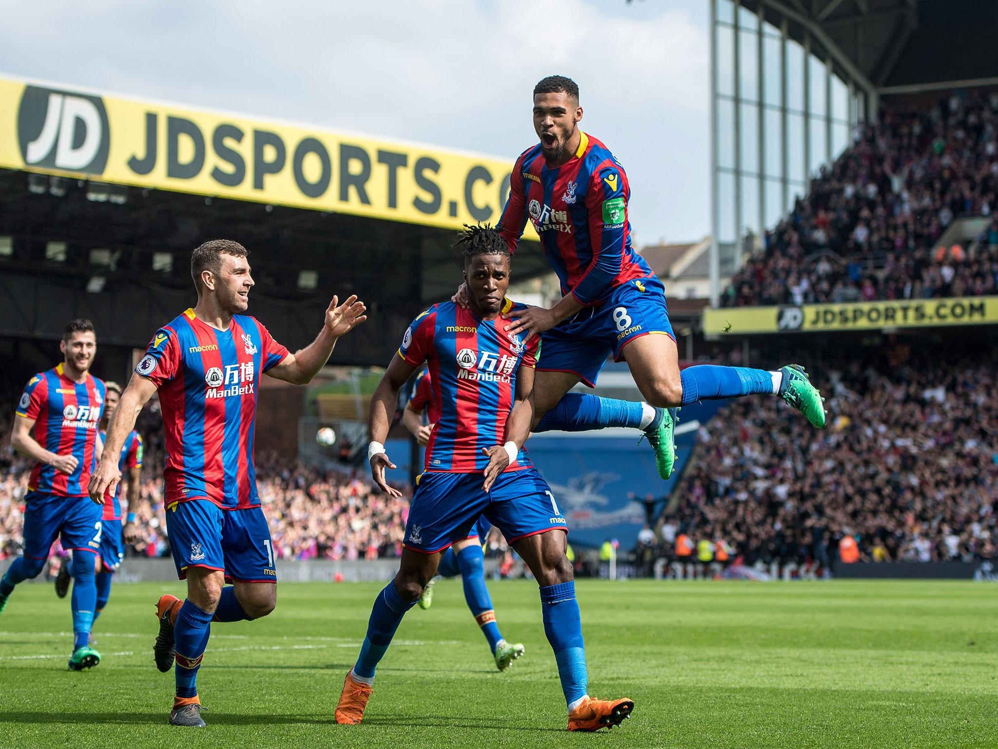 Wilfried Zaha Shows His Worth As Crystal Palace Hold On