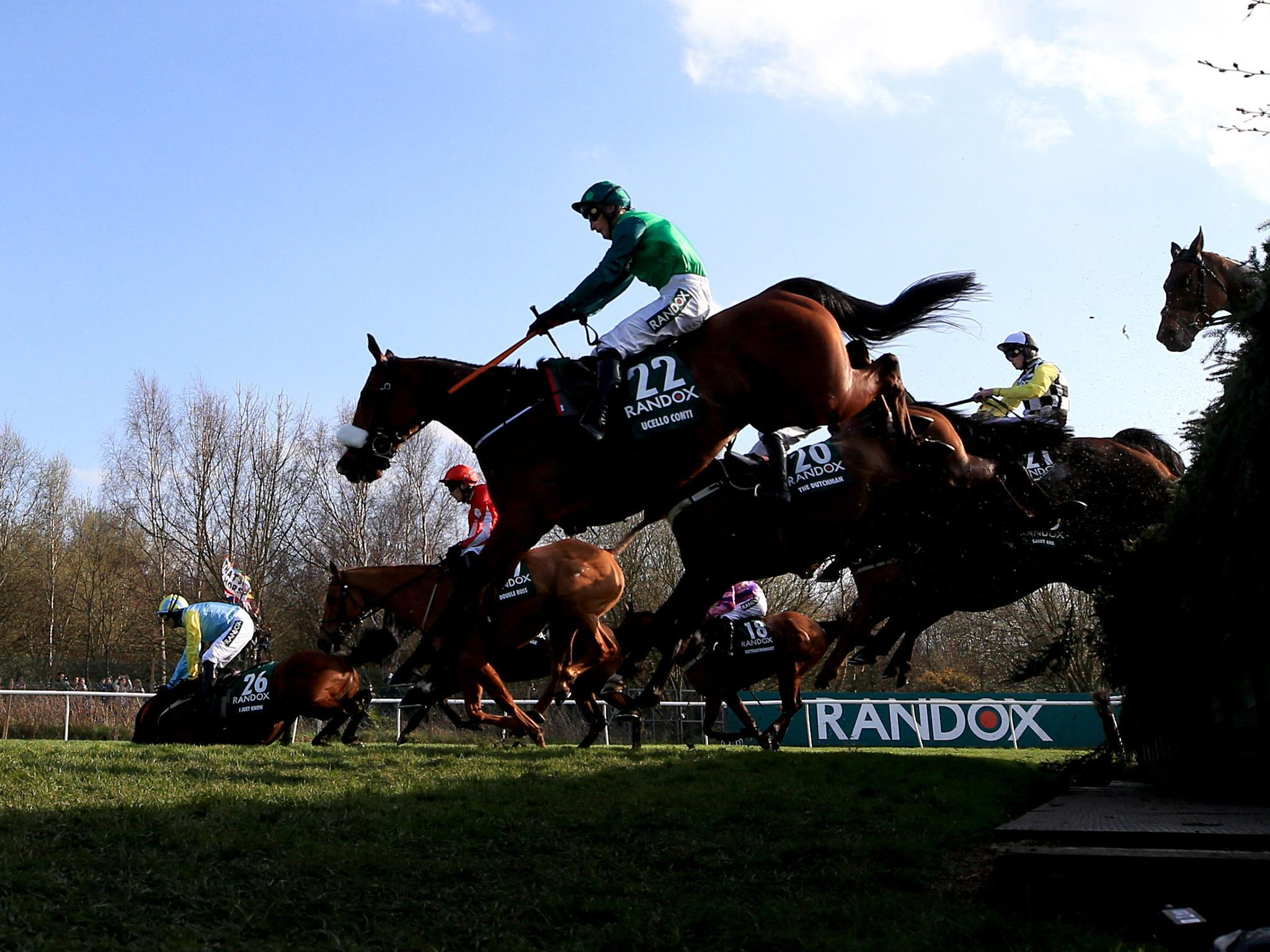 Grand National 2018 results: Fence-by-fence fallers as Tiger Roll claims the world's most famous