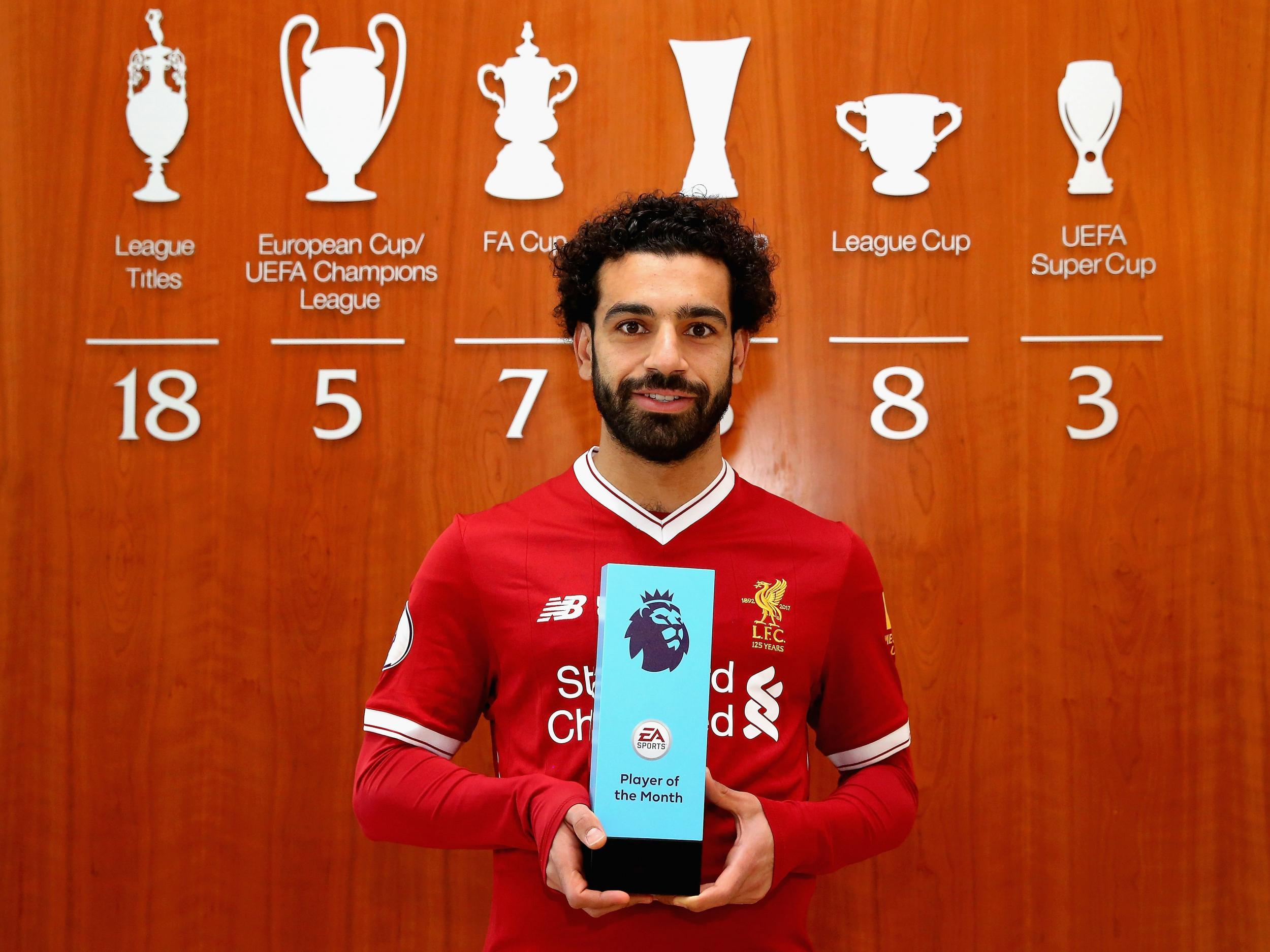 Mohamed Salah interview: Liverpool's humble hero on why individual