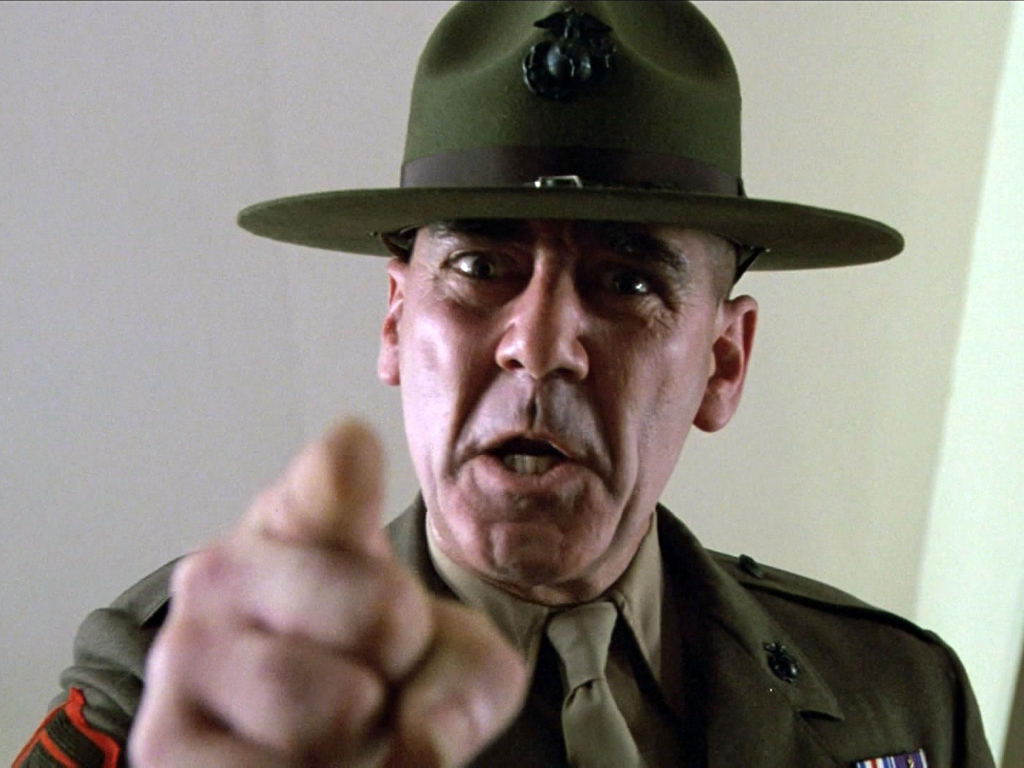 R Lee Ermey, 'Full Metal Jacket' actor, dies aged 74