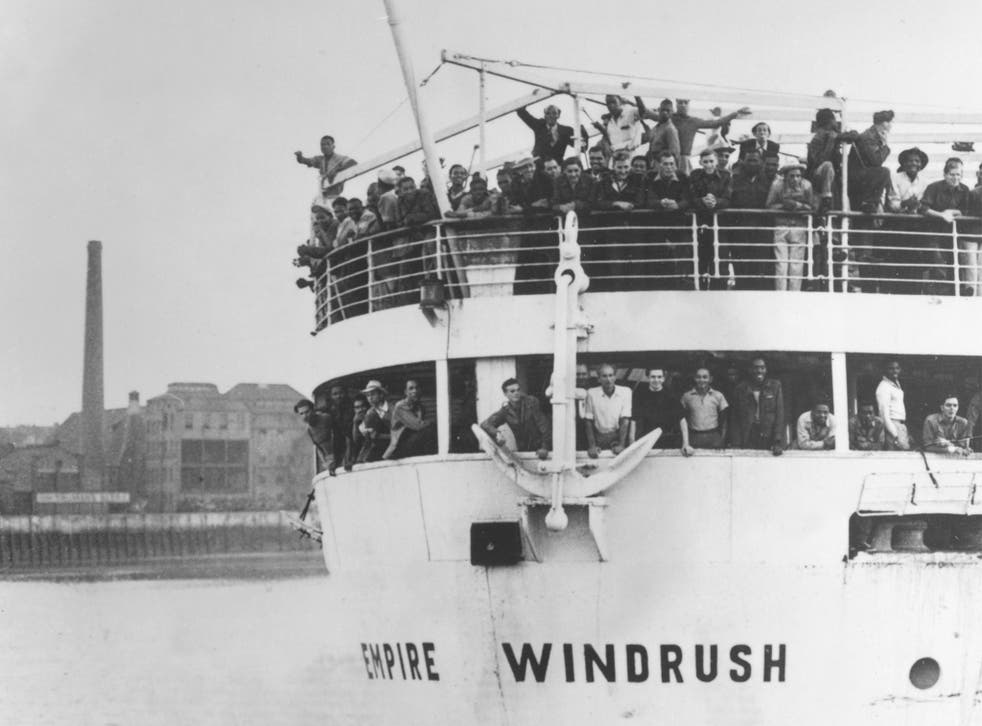 A minister launched a campaign to celebrate the 70th anniversary of the Windrush's arrival at the same time as members of that generation feared being deported