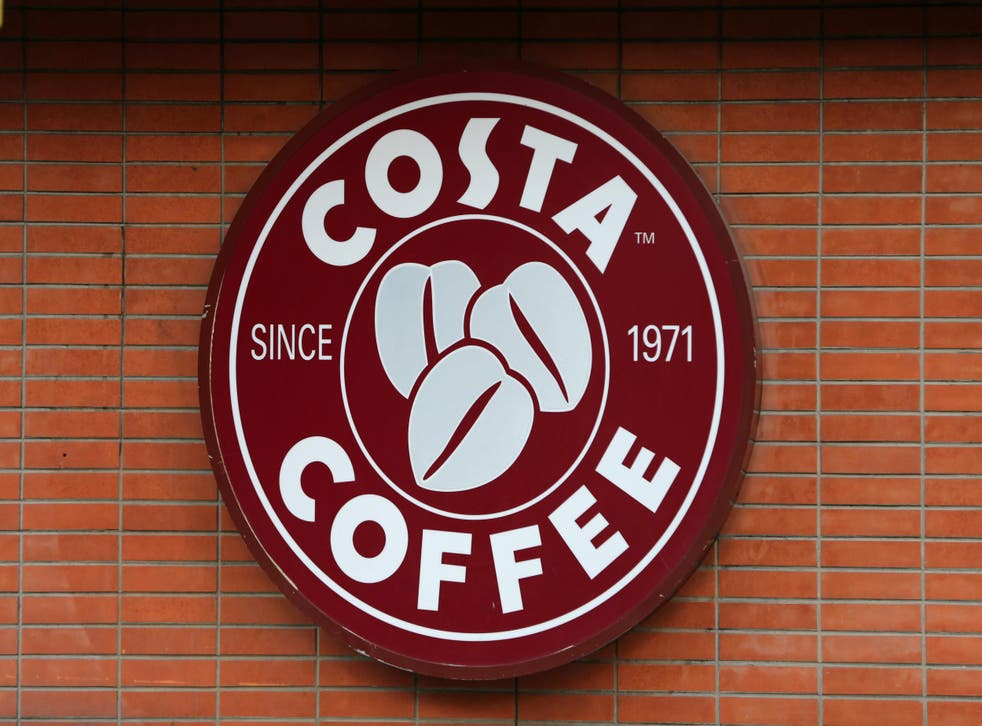 There are 2,300 Costa stores in the UK
