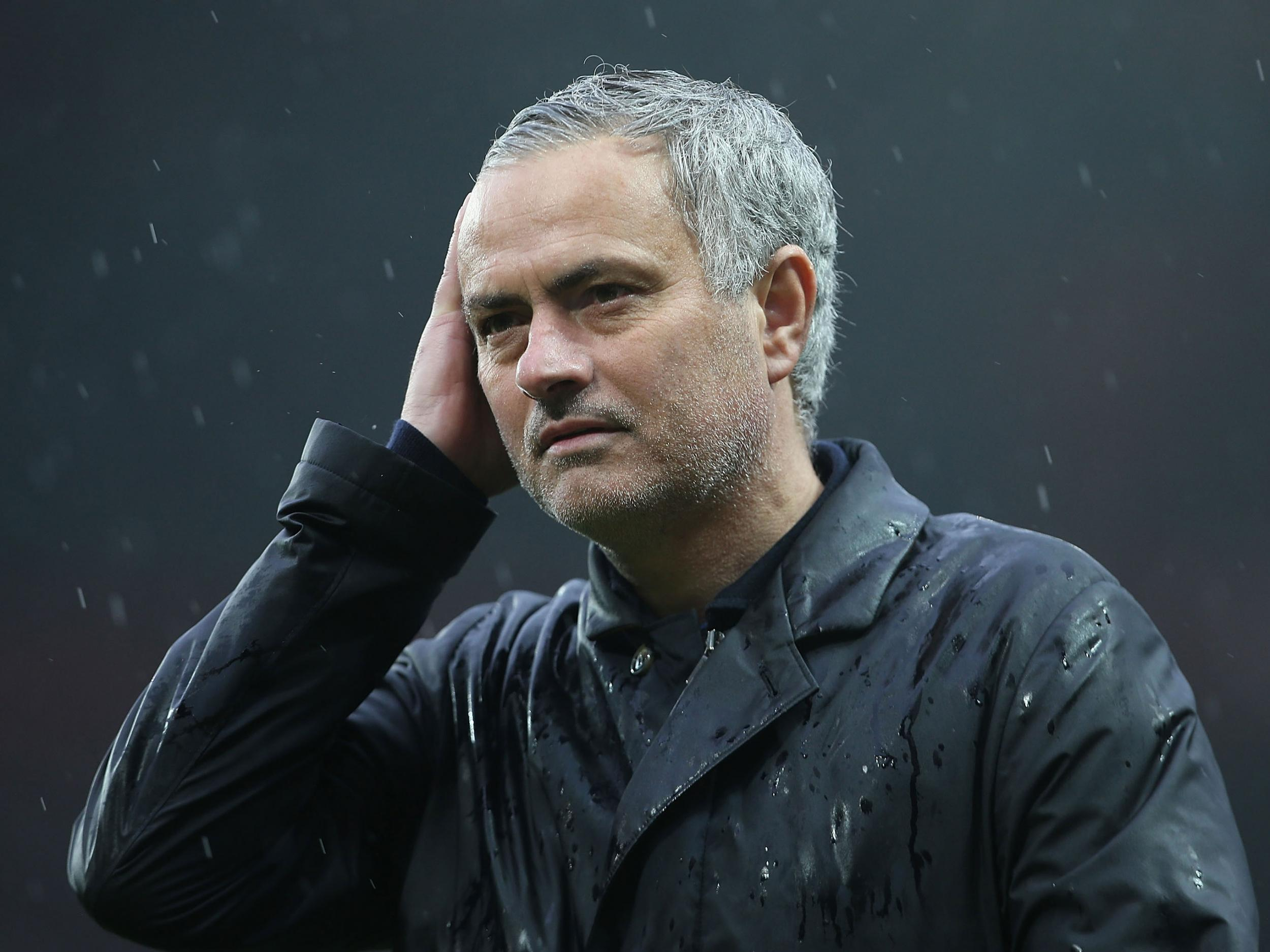 Jose Mourinho To Leave Manchester United Stars Out Of Fa Cup Semi Final With Pogba And Sanchez In Firing Line The Independent