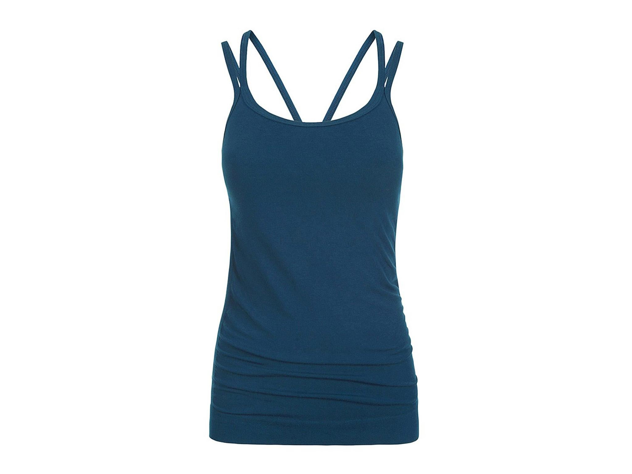 9 Best Yoga Tops For Women The Independent Torch Tunik Blue Black Navy Xl Sweaty Betty Namaska Bamboo Padded Vest 50