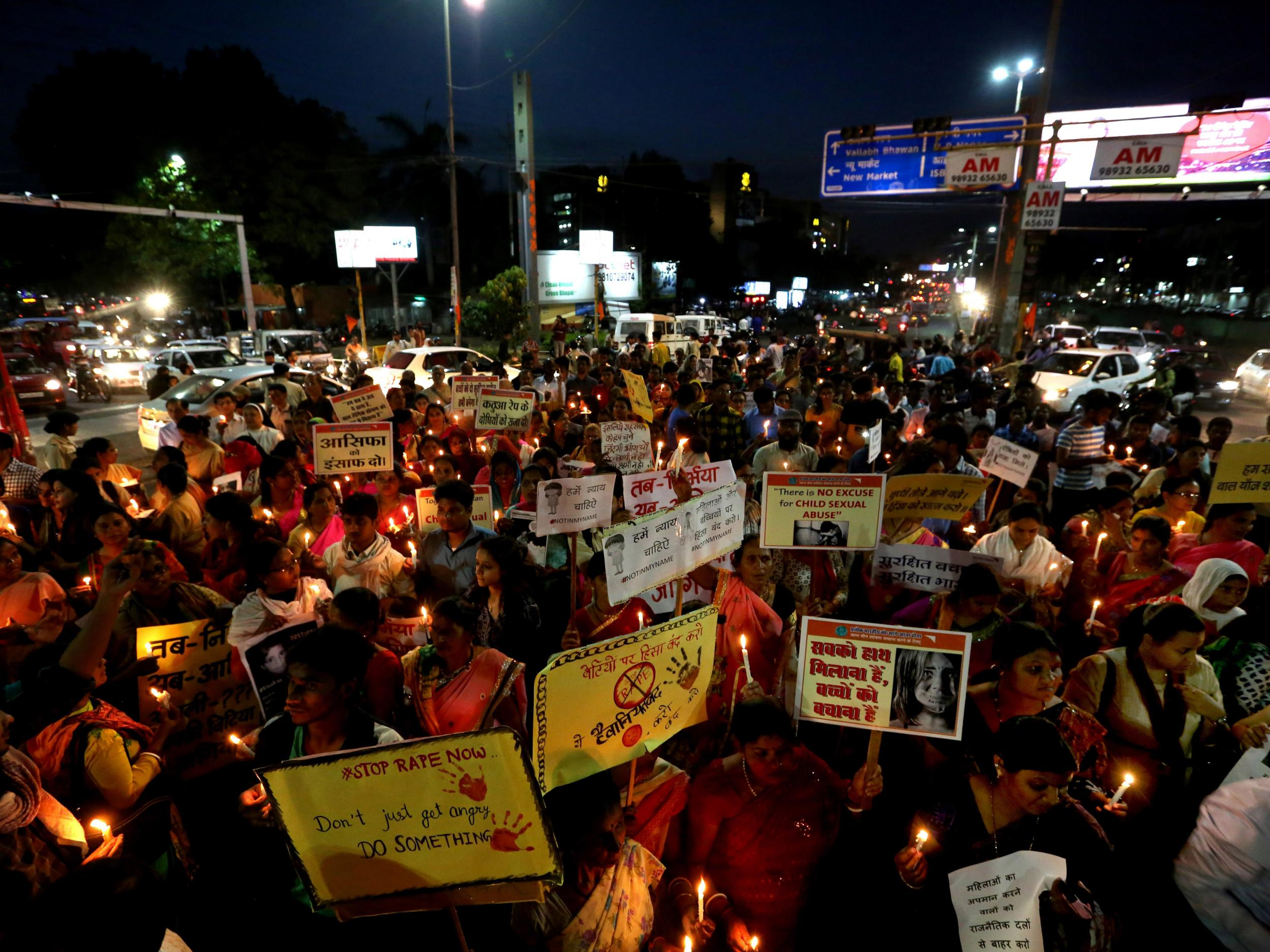 Teenager raped and set on fire in India, days after another girl burnt to death