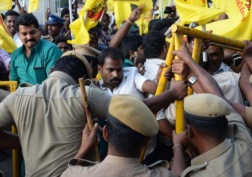 The Chepauk Stadium protests have only served to put distance