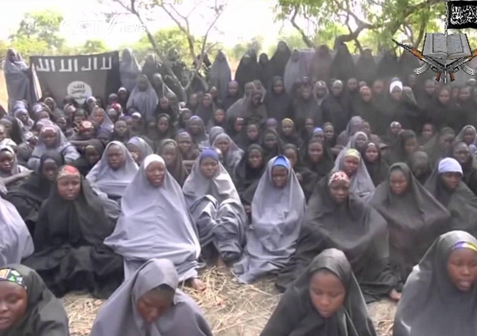 Image result for Chibokgirls