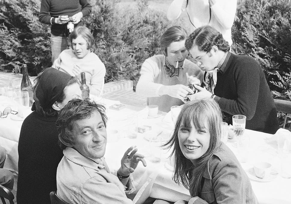 50cc4efbf39d Jane Birkin   Serge Gainsbourg  The photos that capture a 50-year-old love  affair between the English rose and her Gallic gargoyle