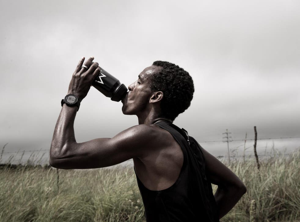 A mix of carbohydrates and electrolytes, Maurten is used by professional athletes