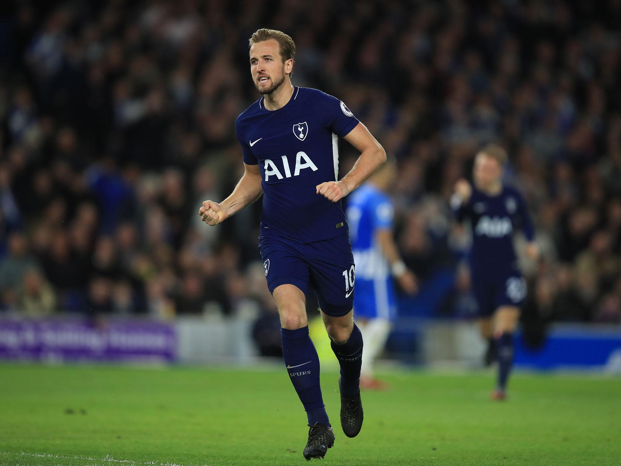 Tottenham's Harry Kane 'not bothered in the slightest' by goal appeal backlash