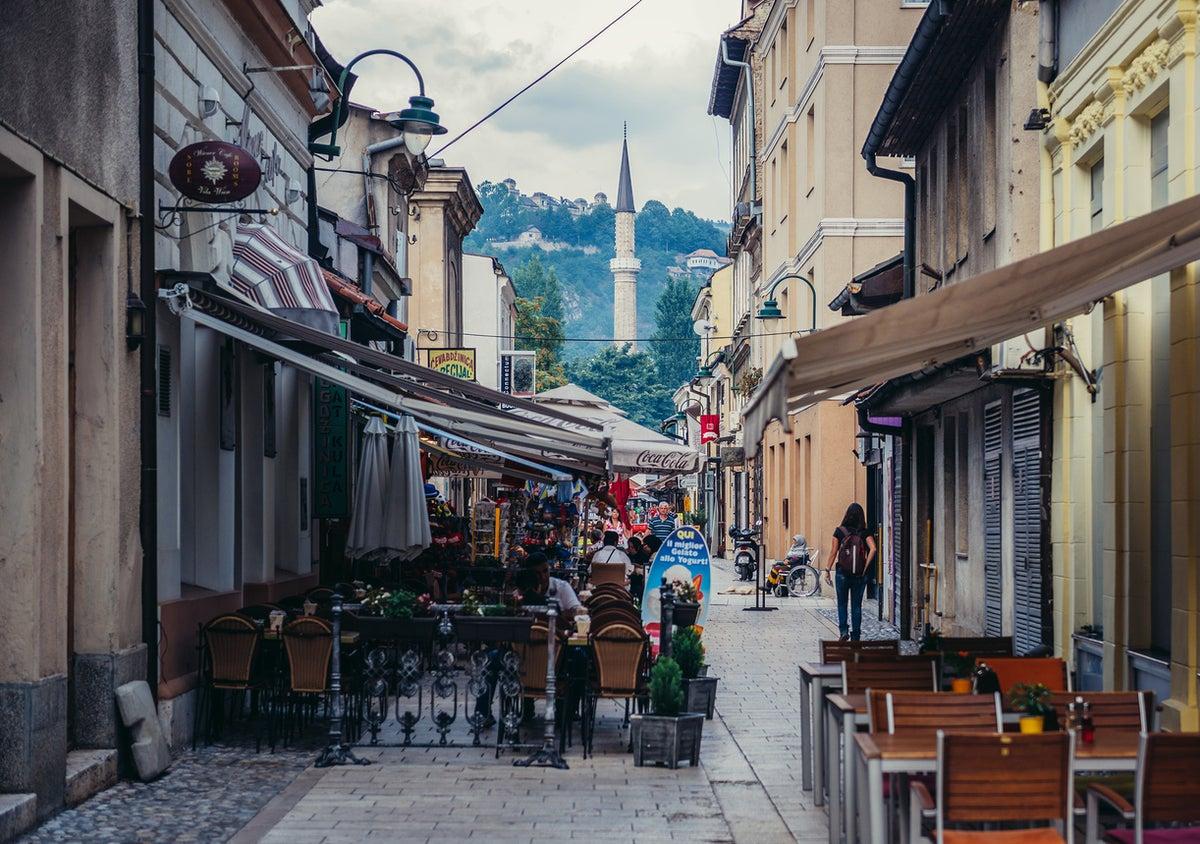 Sarajevo Sarajevo Population