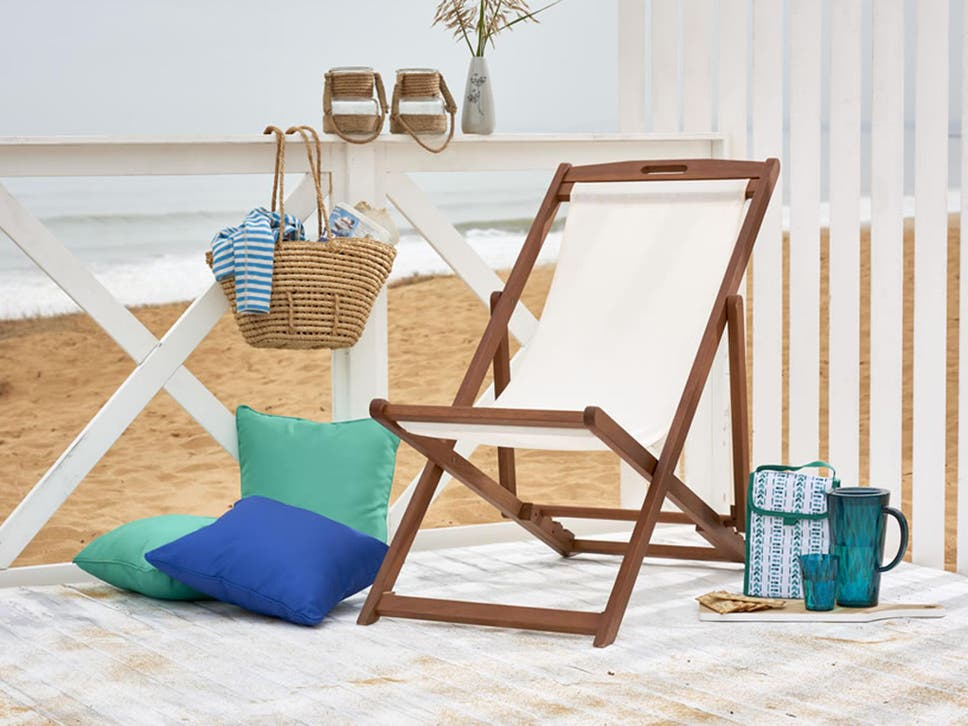 10 best deck chairs | The Independent