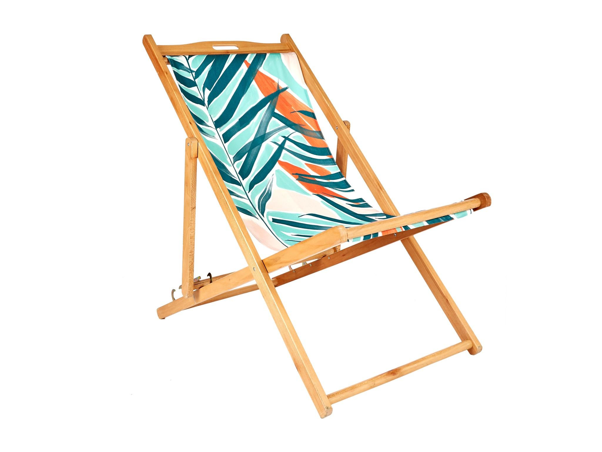 10 best deck chairs the independent john lewis deck chair frame and palm leaf sling 39 frame and 6 sling john lewis gumiabroncs Choice Image