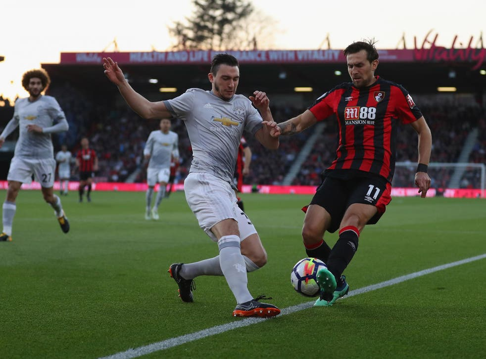 Bournemouth host United this evening