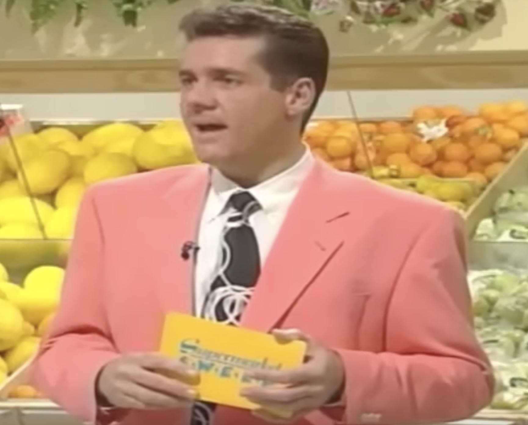Dale Winton death: Looking back at the Supermarket Sweep