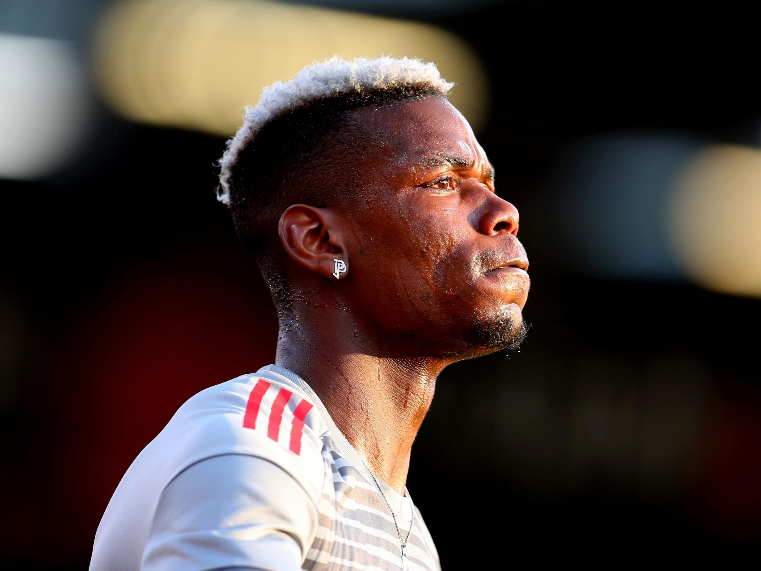 Jose Mourinho Defends Paul Pogba After Manchester United Star Branded Disrespectful By Paul Scholes The Independent