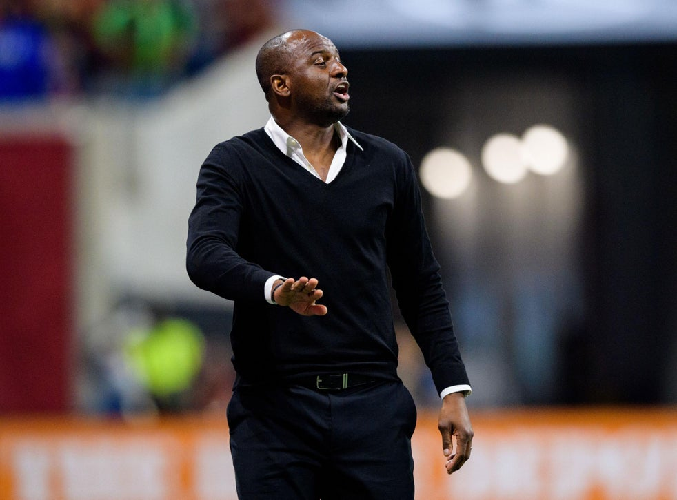 Next Arsenal Manager Patrick Vieira Happy To Be Linked With Replacing Arsene Wenger The Independent The Independent