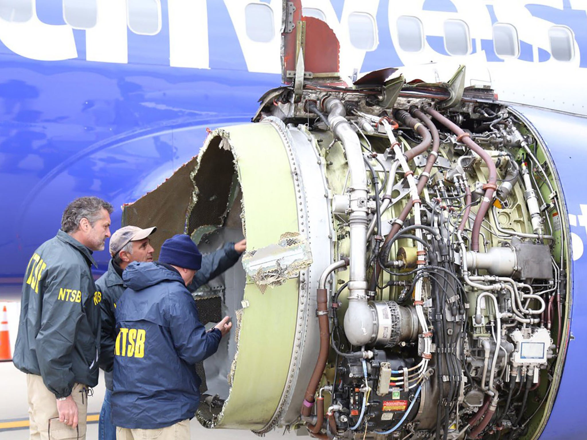 Boeing 737 NG: Everything you need to know about aircraft 'vulnerability' after woman sucked out of window in fatal accident