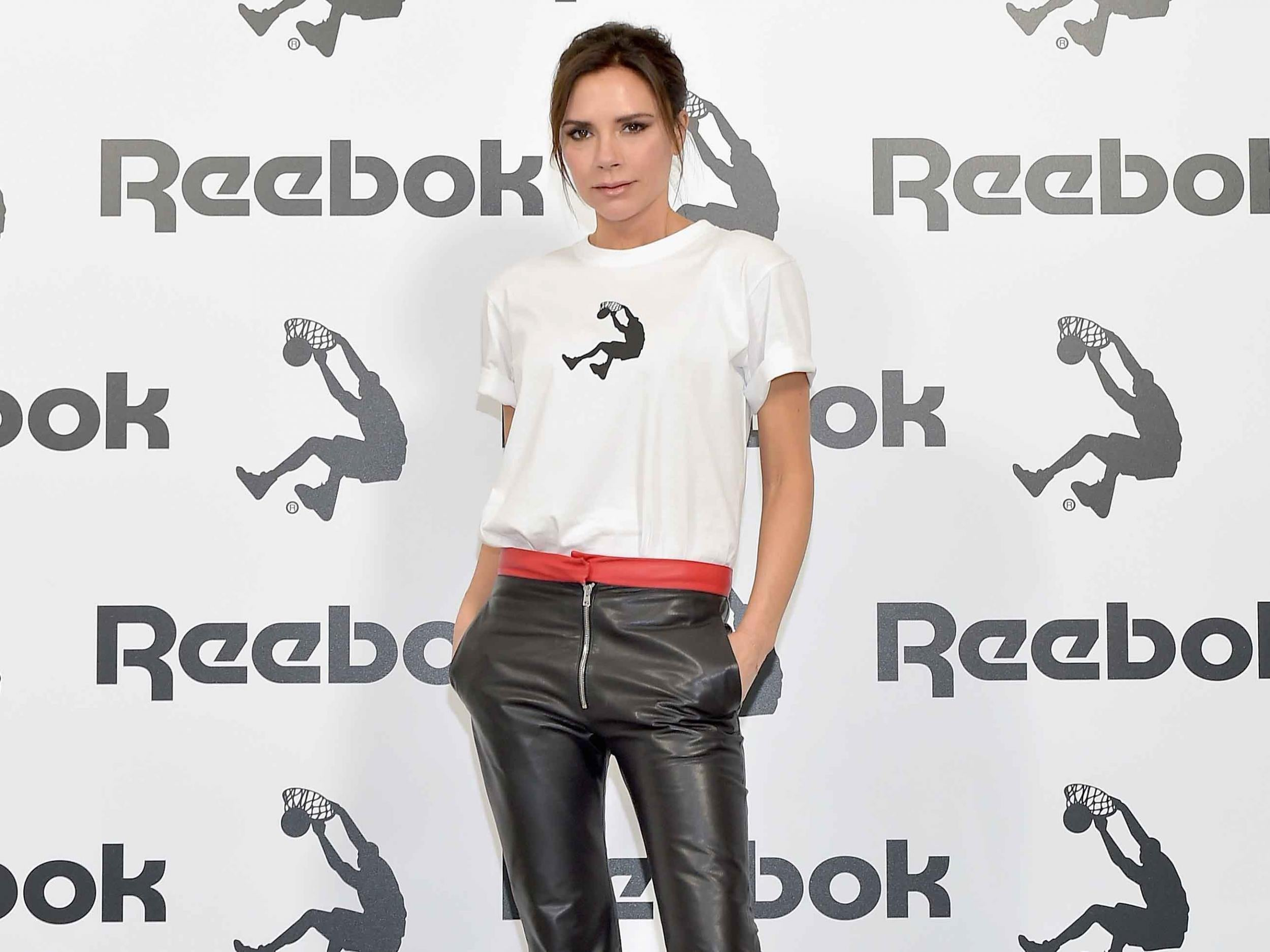 ce2012de03 Everything we know about the Victoria Beckham x Reebok collection ...