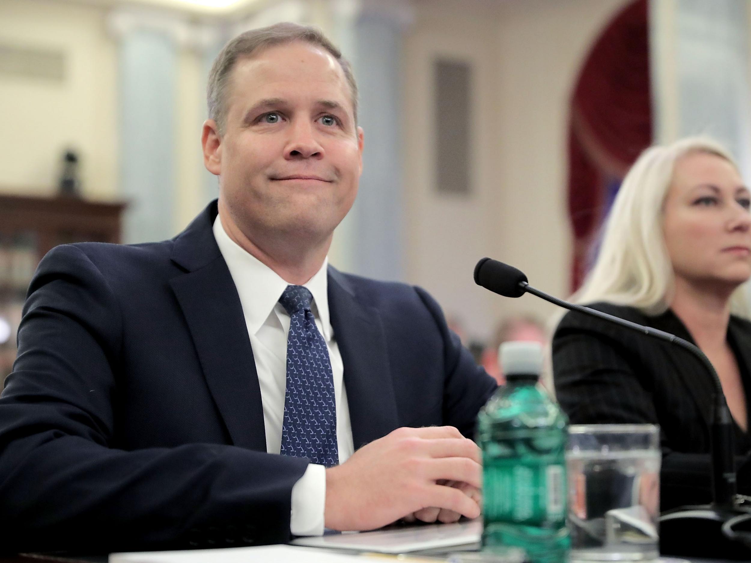 Trump's new Nasa chief Jim Bridenstine is a 'climate change denier' who could make 'terrifying' decisions, US senators warn
